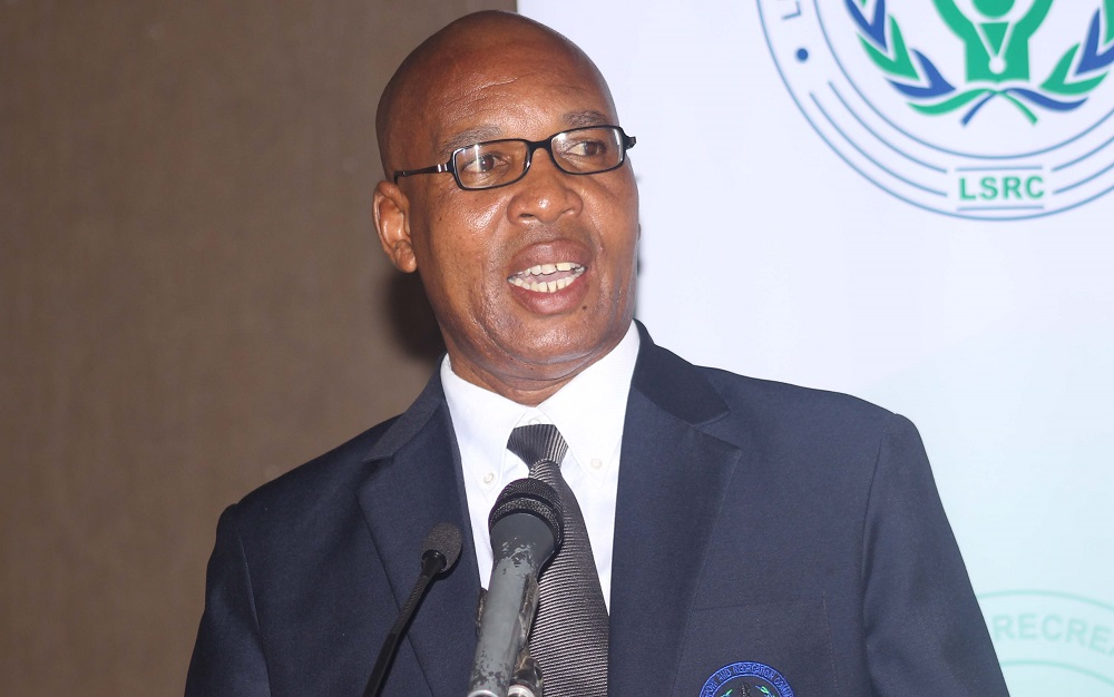 Mohoanyane re-elected as LeFA 1st vice president