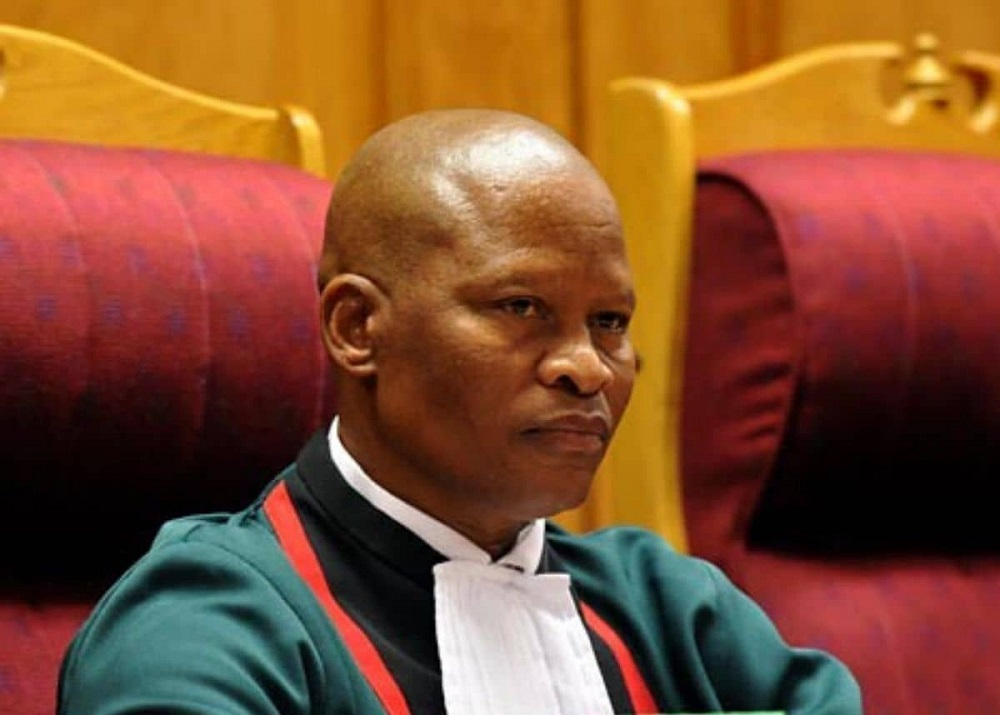 Why Chief Justice Mogoeng has been ordered to apologise