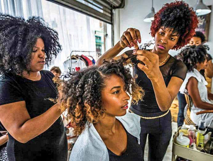 Salons owners appeal for their businesses